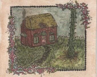 Jack & the Beanstalk Cottage