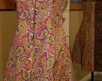 Reversible Sun Dress size 12