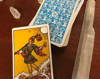 Yes or No One Card Tarot Reading