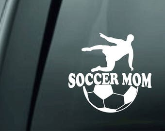 Soccer Family Decal