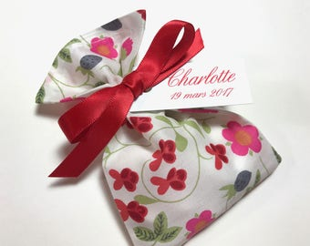 10 bags of sweets customized Liberty Mirabelle