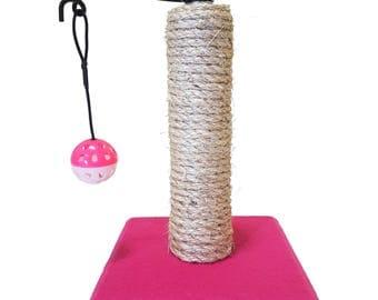Kitten Scratching Post Pole Cat Tree Play