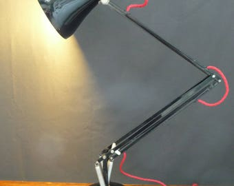 Vintage Antique Anglepoise Lamp Model 75 (1968) Industrial Salvage
