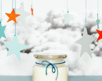 Betley | Medium Cinnamon Popcorn | Natural Soy Candle | Handmade | Social Enterprise