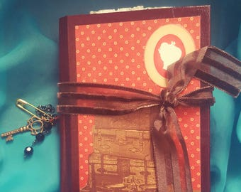 Vintage Pocket Journal Mini