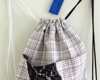 Handmade Backbag