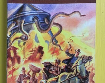 war of the worlds by hg wells essay Herbert george wells in 1934, wells predicted that another world war would begin in 1940 world brain, including the essay.