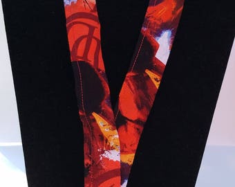 Daredevil Fabric Lanyard with ID Holder