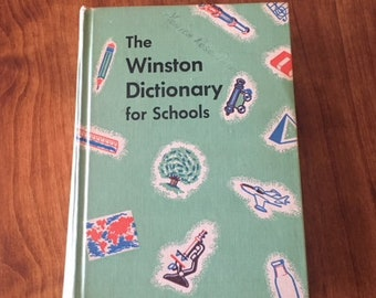 The Winston Dictionary for Schools
