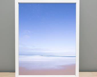 Beach Stars - Printable Art Photography