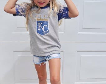 Kansas City Royals kids Tee