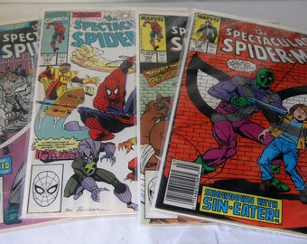 Spider-man comic books