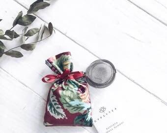 Herbal tea (organic) Australia travel pouch