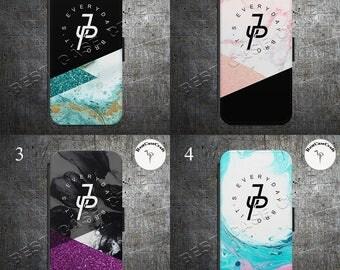 JP Cross - Jake Paul Phone Case - Fun Cases Team 10 flip wallet case