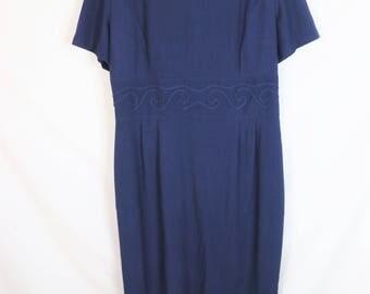 Vintage Style Kathie Lee Dress