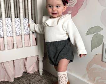 Merlot crushed velvet fabric Hand tied velvet bow for babies, toddlers and little girls on clip or nude nylon headband