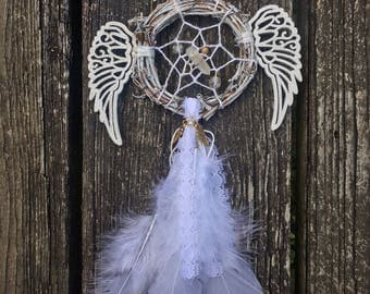 Guardian Angel Dream Catcher