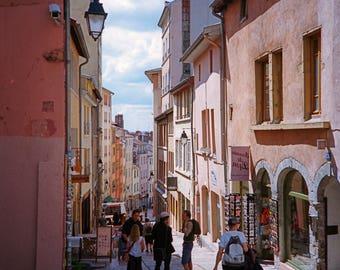 Lyon in June
