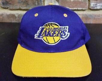Vintage Los Angeles Lakers Snapback