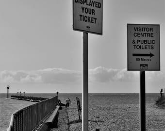 Beach print download