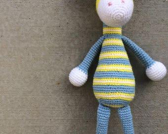 Crochet Giraffe (customizable)