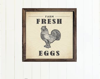 Farm Fresh Egg PRINTABLE - INSTANT DOWNLOAD