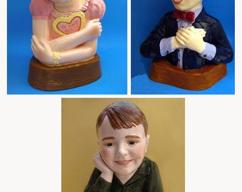 Little Rascals Cookie Jar Set from Star Jars