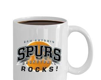 San Antonio Spurs Mug