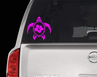 Hawaii Decal Etsy - Custom vinyl decals hawaii