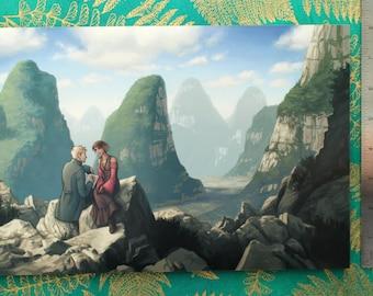 Noah and Ruya - The Silver Eye