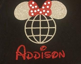 Disney Shirts, Disney Family Shirts, Disney Epcot,