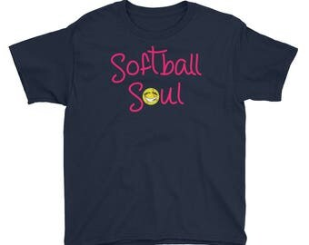 Youth Softball Soul® T-Shirt