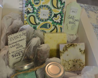 Self-Care Gift Box