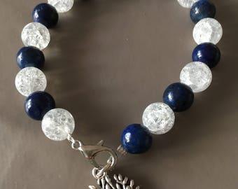 Lapis Lazuli Crystal bracelet