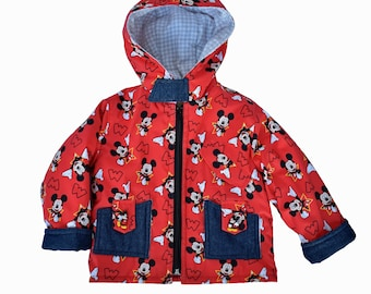 Mickey Mouse Kid's Jacket
