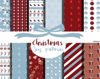 Christmas Joy Patterns