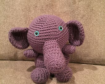 Emmy the Elephant (Stuffed Animal)