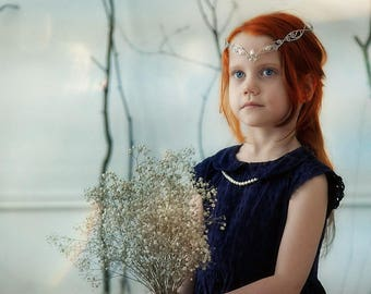 Children's elf tiara