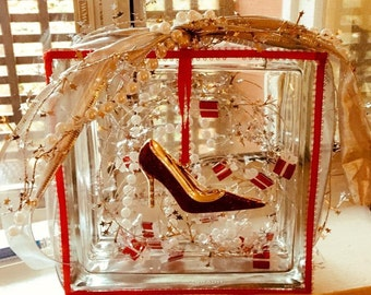 Red Shoe Box