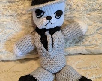 Mobster Bear