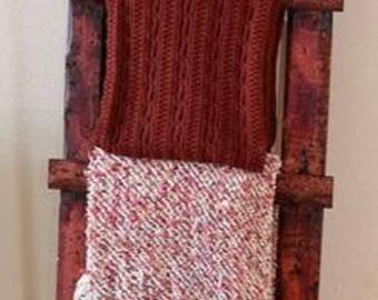Blanket Ladder - custom made