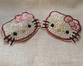 Sparkle Kitty Pasties