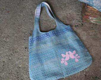 Peace bag cotton linen
