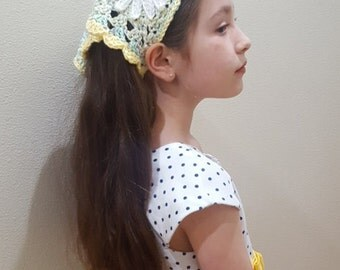 Girl's Hair Kerchief
