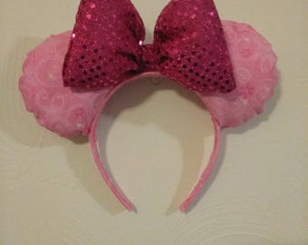 Aurora inspired mouse ears