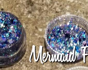 Mermaid Fantasy- Festival Glitter