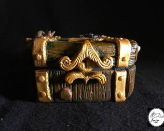 Casket/treasure/Porta Joys