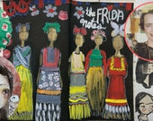 The Frida Notes - online journaling class