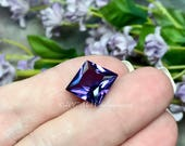 Faceted Alexandrite, 12 x...