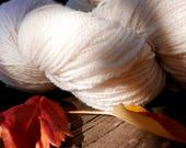 Organic Yarn 2 Ply Fingering Ecofriendly Ethically Grown